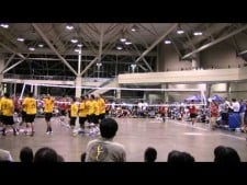 9 Man Volleyball