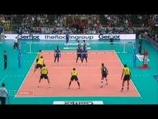 Cuba - Brazil (World Championship 2010)