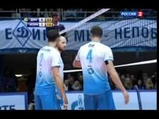 Dynamo Moscow - Iskra Odintsovo (full match)