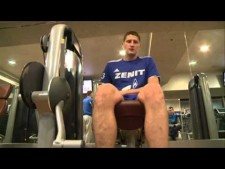 Zenit Kazan training (part 2)