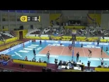 Skra Bełchatów - Al-Arabi (Club World Championship 2012)