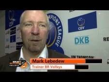 Berlin Volleys - Ceske Budejovice (short cut)