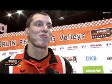Berlin Volleys - VfB Friedrichshafen (short cut)