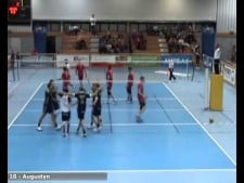 Mitteldeutschland in match Mitteldeuschland - Unterhaching