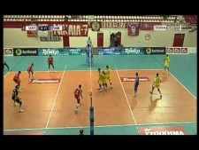 TOP10 moments of Greek League 2012/13 2nd round