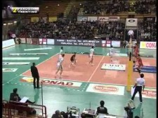 Sir Safety Perugia - Trentino Volley (short cut)