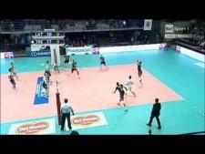Andreoli Latina - Trentino Volley (Highlights)