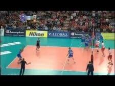 Earvin N'Gapeth show in match Rzeszów - Cuneo