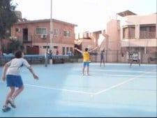 14 year old Egyptian wing spiker