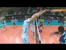 Trentino Volley - Kędzierzyn-Koźle (Highlights)