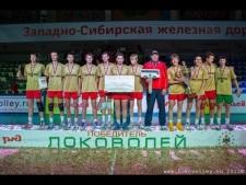 Lokomotiv Novosibirsk 1 - Krasnoyarsk (full match)