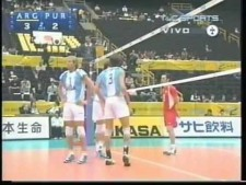 Argentina - Puerto Rico (World Championships 2006)