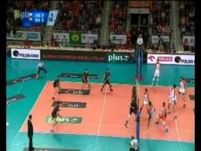 Michał Kubiak in match Jastrzębski Węgiel - Resovia Rzeszów
