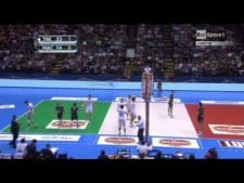 Trentino Volley - Lube Banca Macerata (full match)