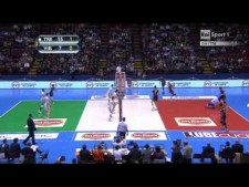 Trentino - Vibo Valentia (Italian Cup 2012, Highlights)