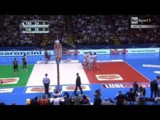 Trentino Volley - Vibo Valentia (full game)