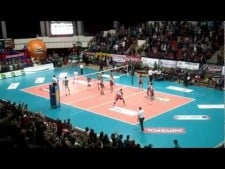 AZS Olsztyn - Kędzierzyn-Koźle (last points)