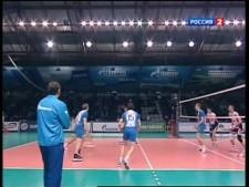 Gazprom Surgut - Dynamo Moscow (full match)