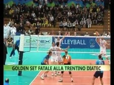 Trentino Volley - Dynamo Moscow (short cut)