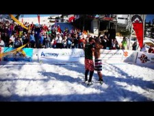 The World of Snow Volleyball