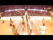 Bre Banca Cuneo - Trentino Volley (Highlights, 2nd movie)
