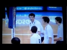 Best save in the history of volleyball