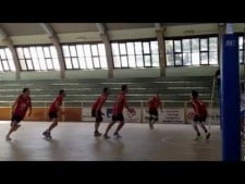 Slow motion AE Carles Vallbona Granollers