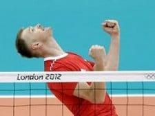 Paweł Zagumny amazing action