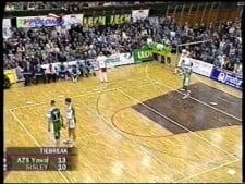 AZS Częstochowa - Sisley Treviso (last points)