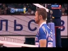 Cuneo - Lokomotiv Novosibirsk (full match + decoration)