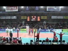 Copra Piacenza - Ural Ufa (Highlights)