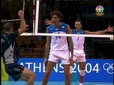 Italy - USA (The Olympics 2004, SET4)