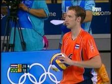 Netherlands - Brazil (The Olympics 2004, full game)