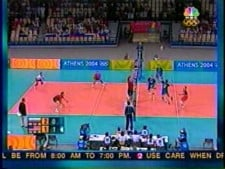 USA - Russia (The Olympics 2004)
