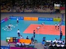 Italy - Argentina (The Olympics 2004)