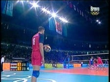 Serbia and Montenegro - Russia (The Olympics 2004)
