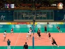 Italy - USA (The Olympics 2008, SET 3,4)