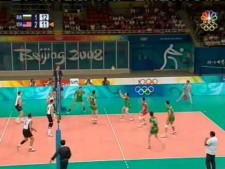 Bulgaria - USA (The Olympics 2008, SET4)