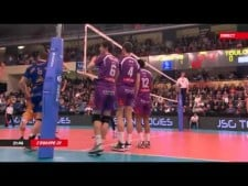 Tours VB - Toulouse Volley-Ball (French Cup 2013, final)