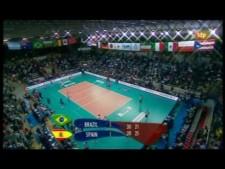 Brazil - Spain (SET2)