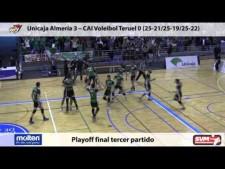 Unicaja Almeria - CAI Teruel (Highlights)