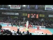 Copra Piacenza - Lube Banca Macerata (Highlights)