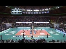 Bre Banca Cuneo - Trentino Volley (full match)