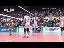Osaka Blazers Sakai - Samsung Bluefangs (full match)