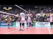 Osaka Blazers Sakai - Samsung Bluefangs (full match)