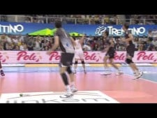 Trentino Volley - Copra Piacenza (Final, 1st match)