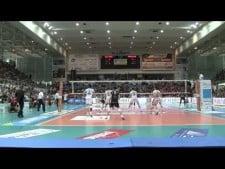 Trentino Volley - Copra Piacenza (Highlights)
