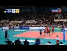 Belogorie Belgorod - Zenit Kazan (full game)