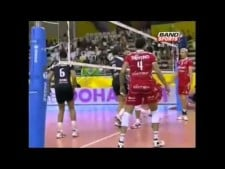 Volleyball pipes