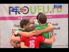 Ural Ufa - Belogorie Belgorod (Final, 1st match)